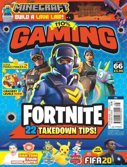 110% Gaming September 11, 2019 00:00
