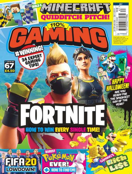 110% Gaming October 09, 2019 00:00