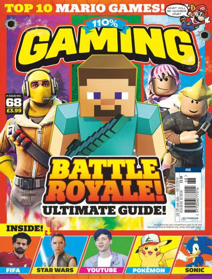 110% Gaming November 06, 2019 00:00