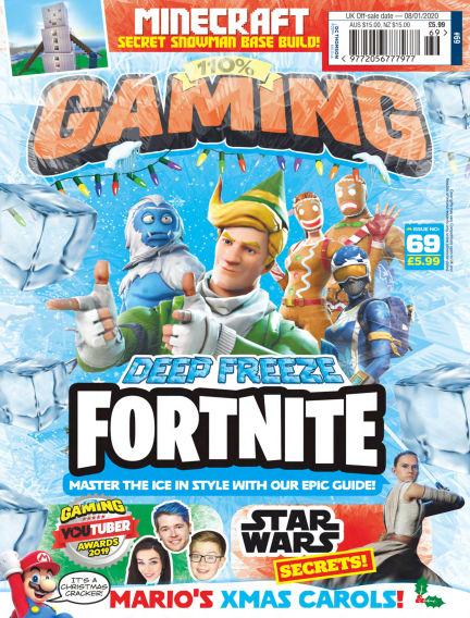 110% Gaming December 04, 2019 00:00