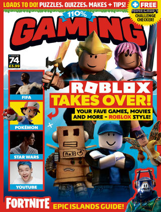 110% Gaming Issue 74