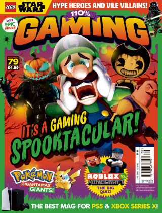 110% Gaming  Issue 79