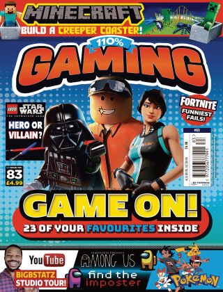 110% Gaming Issue 83