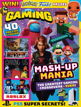 110% Gaming Issue 84