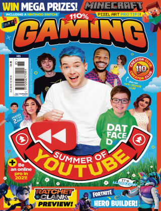110% Gaming Issue 85