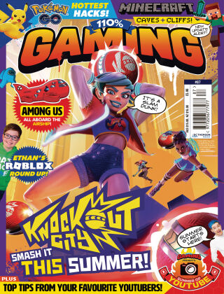 110% Gaming Issue 87
