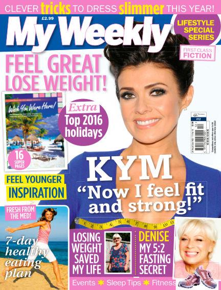 My Weekly Specials December 31, 2015 00:00