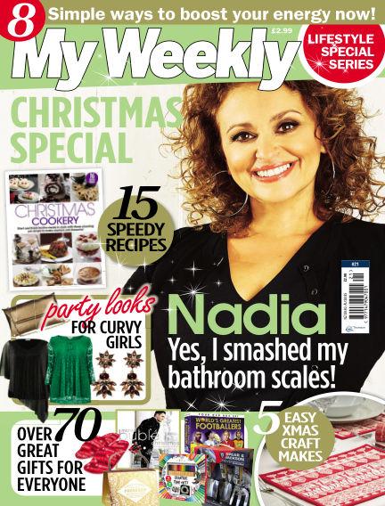 My Weekly Specials November 03, 2016 00:00
