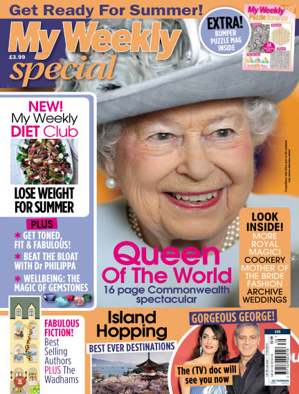 My Weekly Specials April 19, 2018 00:00