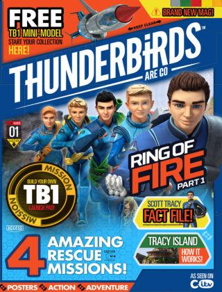 Thunderbirds Are Go Issue 1