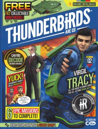 Thunderbirds Are Go Issue 2