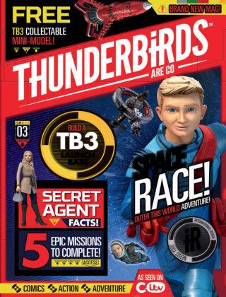 Thunderbirds Are Go Issue 3