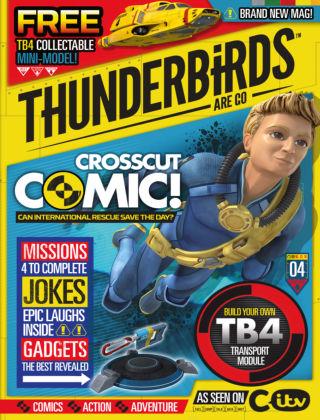 Thunderbirds Are Go Issue 4