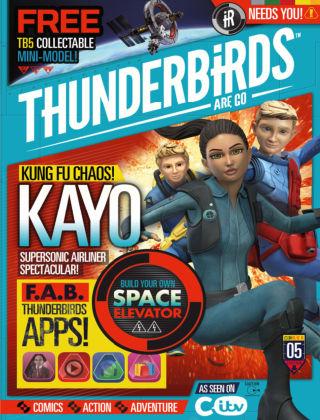 Thunderbirds Are Go Issue 5
