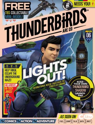 Thunderbirds Are Go Issue 6