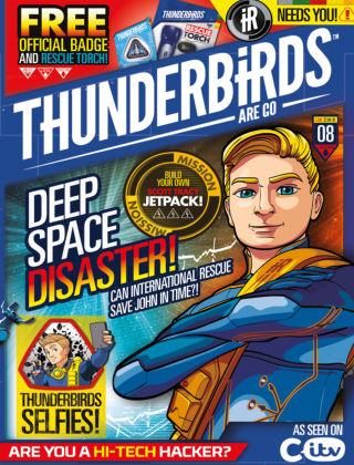 Thunderbirds Are Go Issue 8
