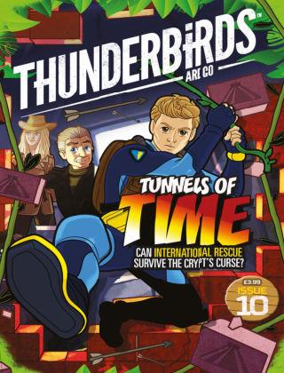 Thunderbirds Are Go Issue 10