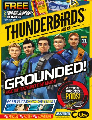 Thunderbirds Are Go Issue 11