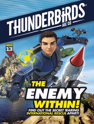 Thunderbirds Are Go Issue 13