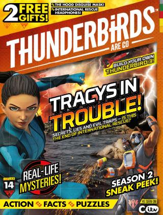 Thunderbirds Are Go Issue 14