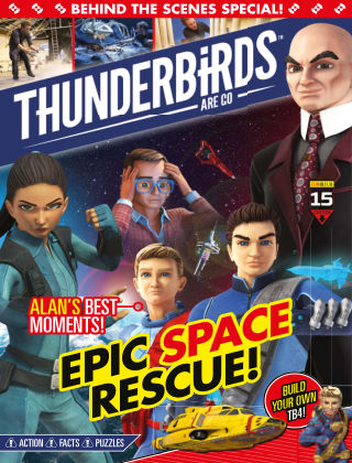 Thunderbirds Are Go Issue 15