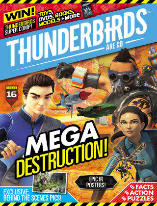 Thunderbirds Are Go Issue 16