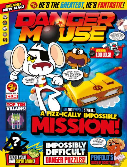 Danger Mouse July 20, 2016 00:00