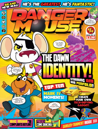 Danger Mouse Issue 2