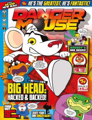 Danger Mouse Issue 3