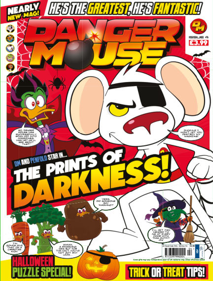 Danger Mouse October 12, 2016 00:00
