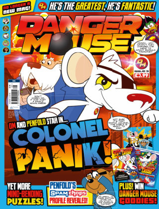 Danger Mouse Issue 5