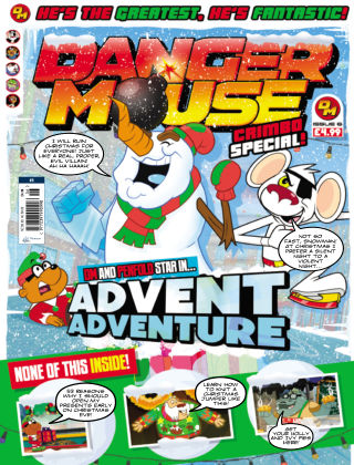 Danger Mouse Issue 6