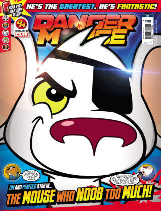 Danger Mouse Issue 8