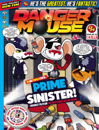 Danger Mouse Issue 9