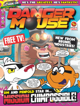 Danger Mouse Issue 10
