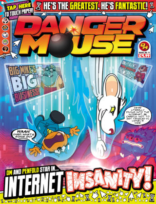 Danger Mouse Issue 11