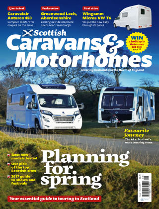 Scottish Caravans & Motorhomes Issue 1