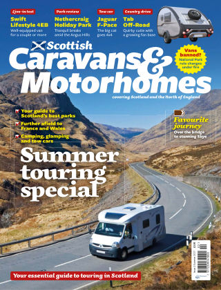 Scottish Caravans & Motorhomes Issue 2