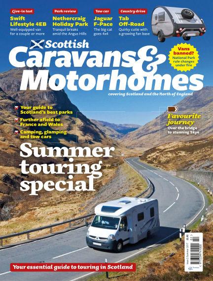 Scottish Caravans & Motorhomes May 03, 2017 00:00