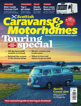 Scottish Caravans & Motorhomes Issue 3