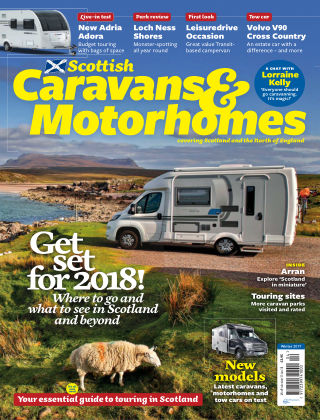 Scottish Caravans & Motorhomes Issue 4