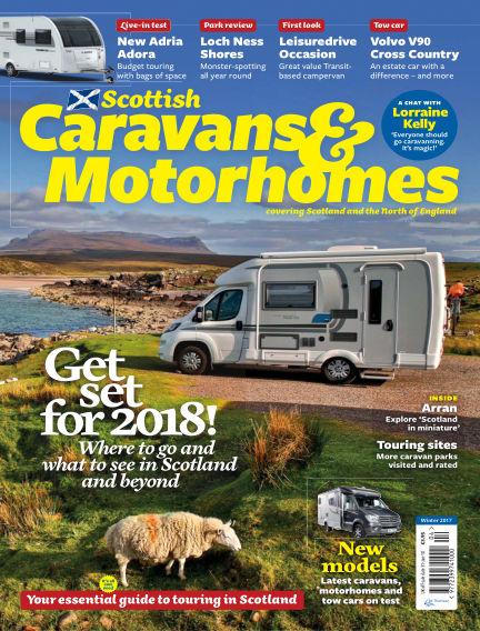Scottish Caravans & Motorhomes November 08, 2017 00:00