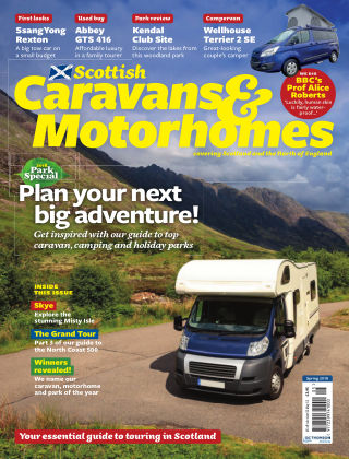 Scottish Caravans & Motorhomes Issue 5