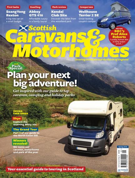 Scottish Caravans & Motorhomes January 31, 2018 00:00