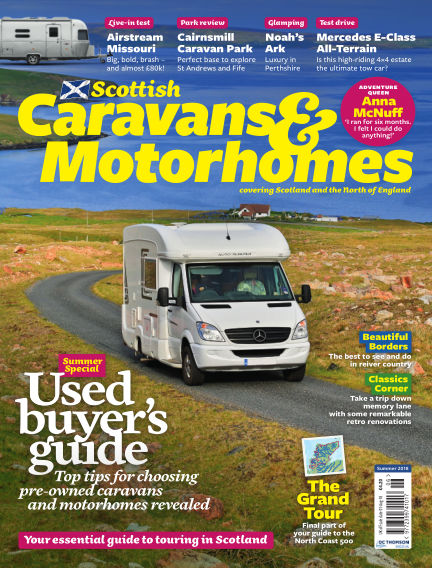 Scottish Caravans & Motorhomes May 02, 2018 00:00