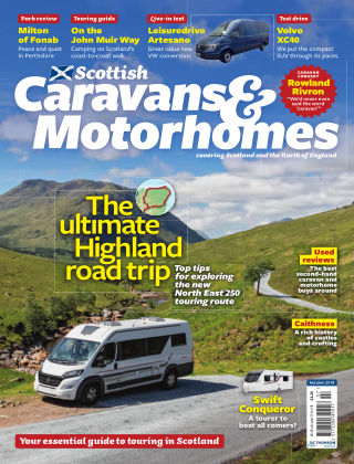 Scottish Caravans & Motorhomes Autumn 2018