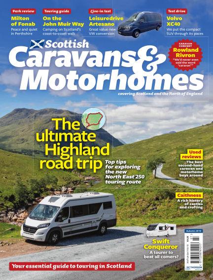 Scottish Caravans & Motorhomes August 01, 2018 00:00