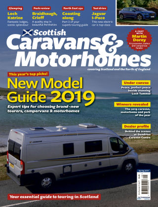 Scottish Caravans & Motorhomes Spring 2019