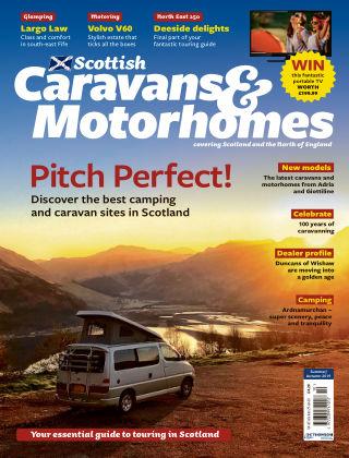 Scottish Caravans & Motorhomes Issue 10