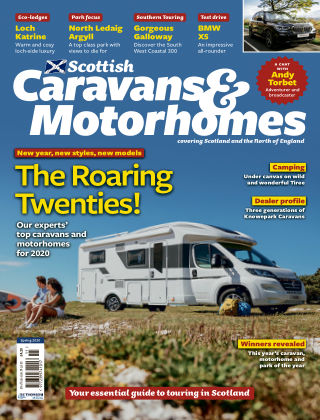 Scottish Caravans & Motorhomes Issue 11